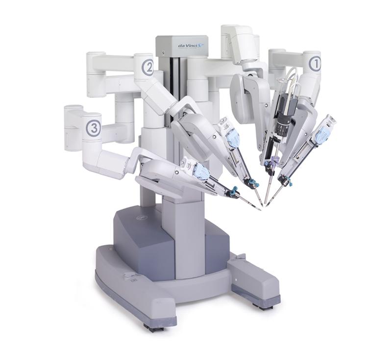 手術支援ロボットda Vinci
